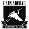 Haus Adebar Logo
